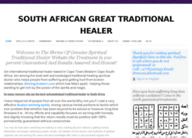 traditionalhealer.webs.com