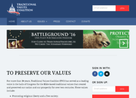 traditionalvalues.org