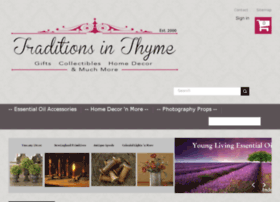 traditionsinthyme.com