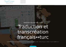 traducteurfrancaisturc.com