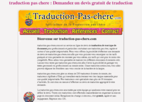 traduction-pas-chere.com