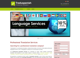 traduspanish.com