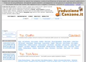 traduzionecanzone.it