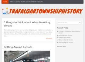 trafalgartownshiphistory.ca
