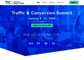 trafficandconversionsummit.com