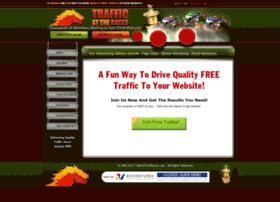 trafficattheraces.com