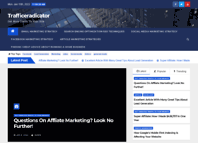trafficeradicator.com