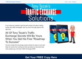 trafficexchangesolutions.com