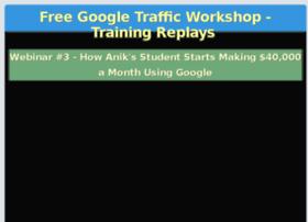 trafficjworkshop.com
