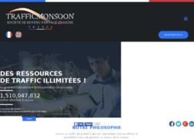 trafficmonsoon.fr