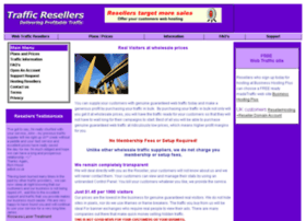 trafficresellers.com