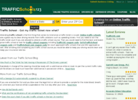 trafficschools123.com