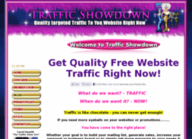 trafficshowdown.com