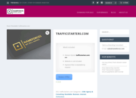 trafficstarters.com