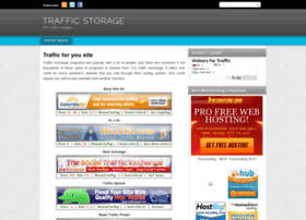trafficstorage.blogspot.com
