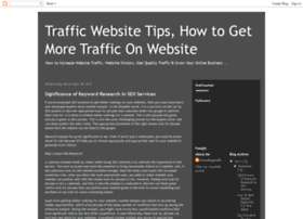 trafficwebsitetips.blogspot.in