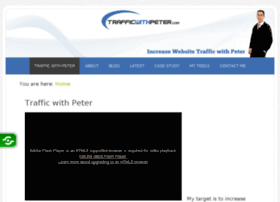 trafficwithpeter.com