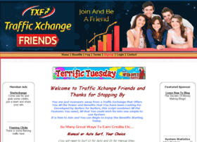 trafficxchangefriends.com
