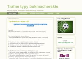 trafne-typy-bukmacherskie.blogspot.com