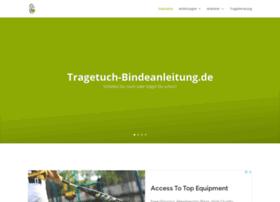 tragetuch-bindeanleitung.de