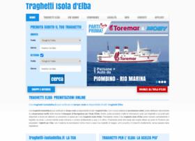 traghetti-isoladelba.it
