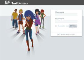 Trailblazers.ef.com