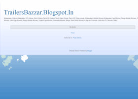 trailersbazzar.blogspot.in