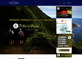 trails-azores.com