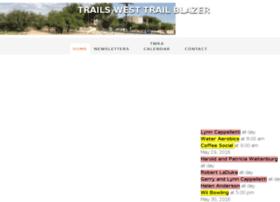 trailswesttrailblazer.com