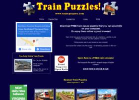 train-puzzles.com