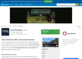 train-simulator-2017.en.softonic.com