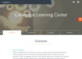 train.convergys.com