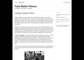 trainbetterfitness.com