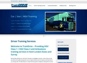 traindrive.co.uk