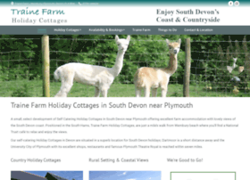 traine-holiday-cottages.co.uk