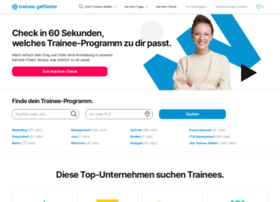 trainee-gefluester.de