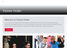traineefinder.creativeskillset.org