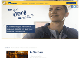 traineesgerdau.com.br