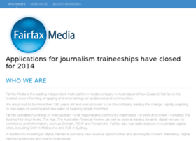 traineeships.fairfax.com.au
