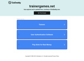trainergames.net