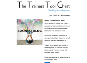 trainerstoolchest.com