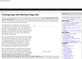 training-dogs.com