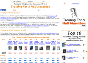 training-for-a-half-marathon.net