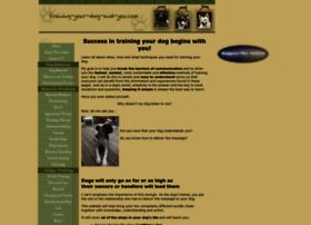 training-your-dog-and-you.com