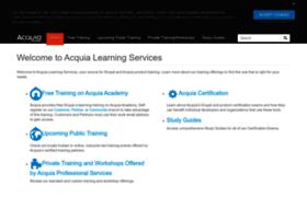 training.acquia.com