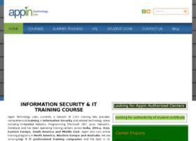 training.appinonline.com