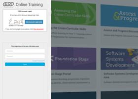 training.ccea.org.uk