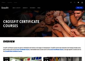 training.crossfit.com