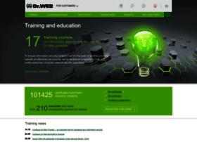 training.drweb.com