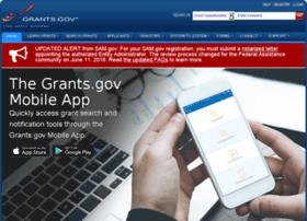 training.grants.gov